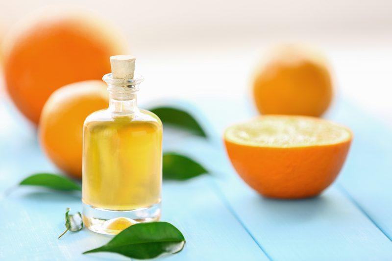 Olio mandarino